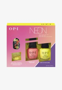 OPI - SUMMER 2019 PUMP COLLECTION NAIL ART DUO PACK - Nail set - DDN06 - pump collection nail art duo pack - 0