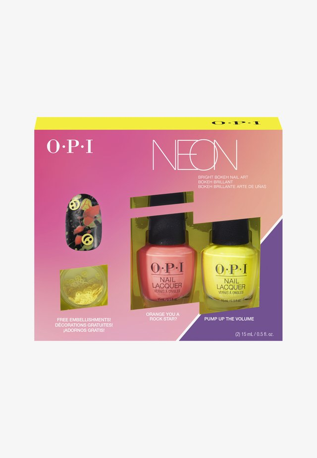 SUMMER 2019 PUMP COLLECTION NAIL ART DUO PACK - Nagelpflege-Set - DDN06 - pump collection nail art duo pack