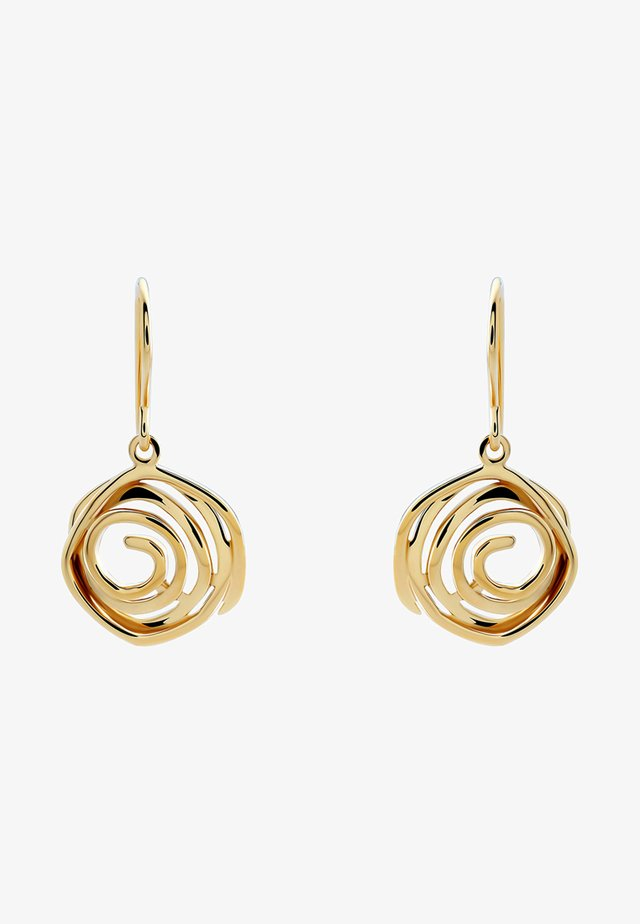 ROSEMONDA - Earrings - gold-coloured