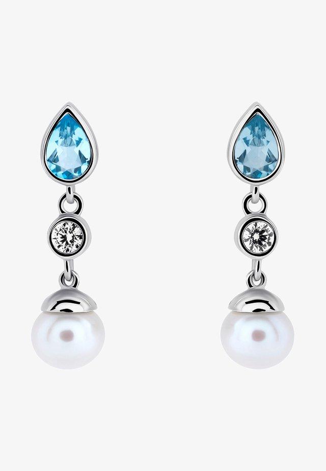 ROSALIE - Earrings - silver-coloured