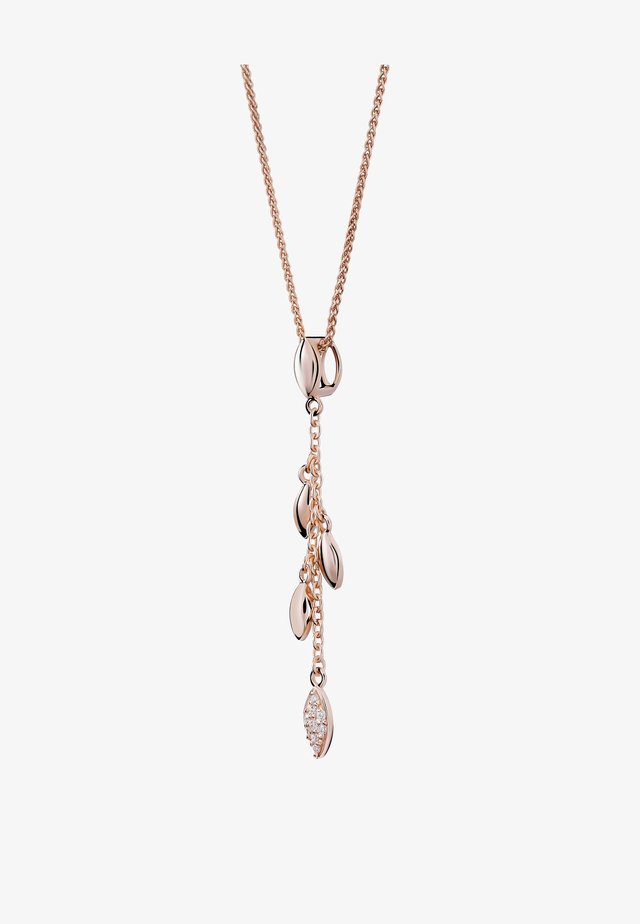 SALOME - Necklace - rose gold-coloured