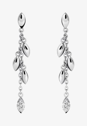 SOLVIE - Earrings - white