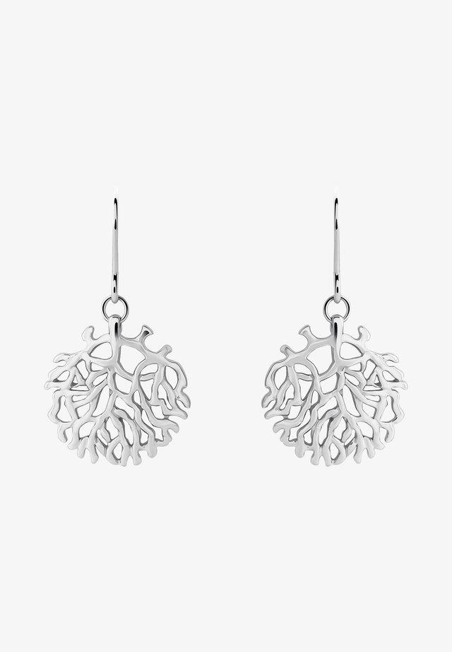 ROSEMONDA - Earrings - silver-coloured