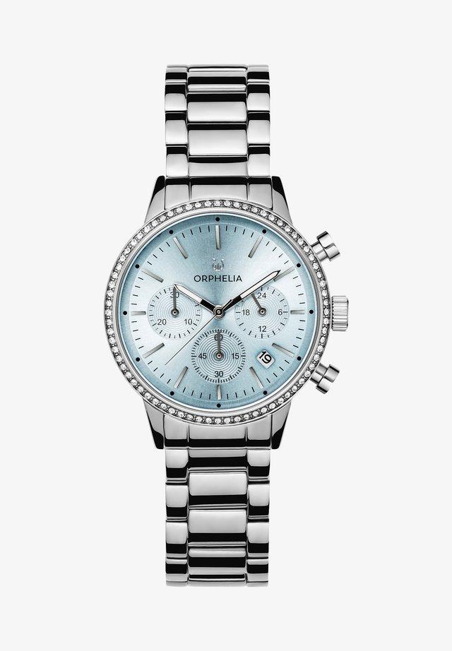 SUNRAY - Chronograaf - silver-coloured