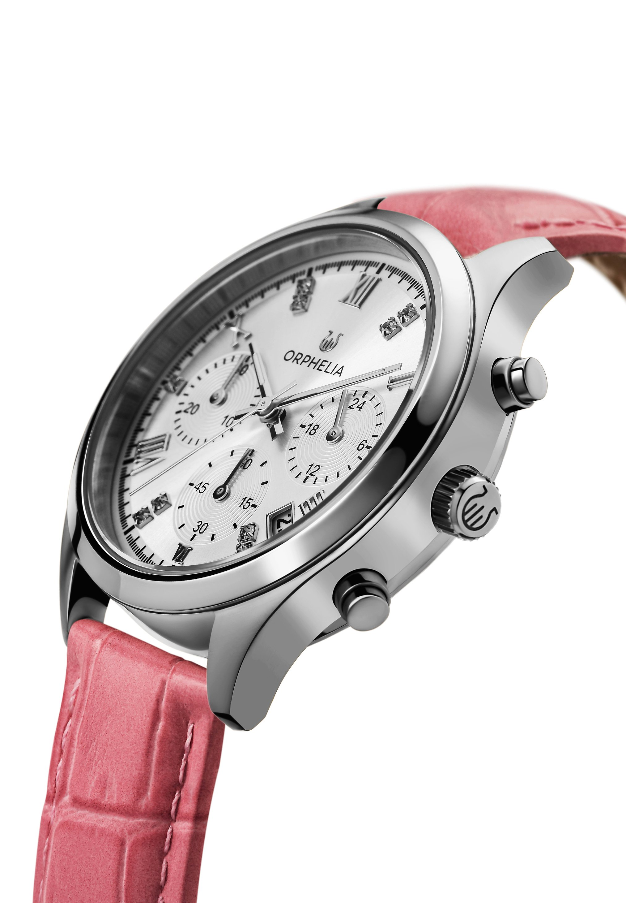 Orphelia Regal - Chronograph Watch Pink