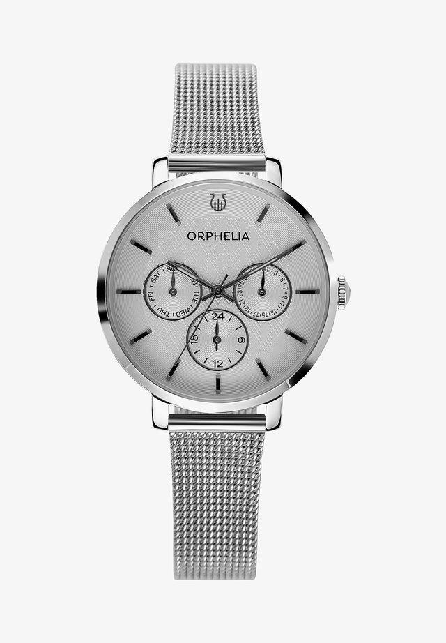 DERBY - Horloge - silver-coloured