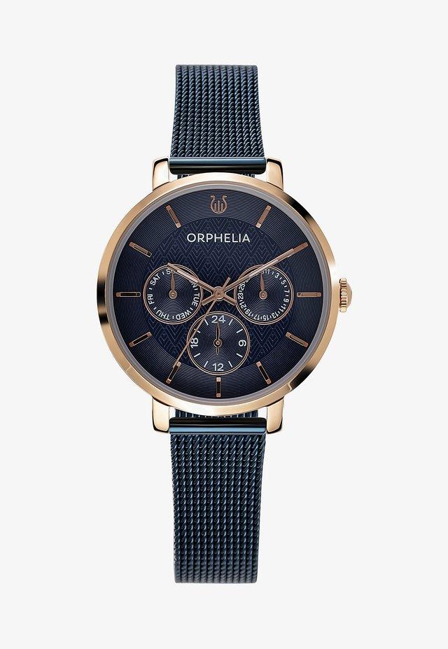 DERBY - Chronograph watch - blue