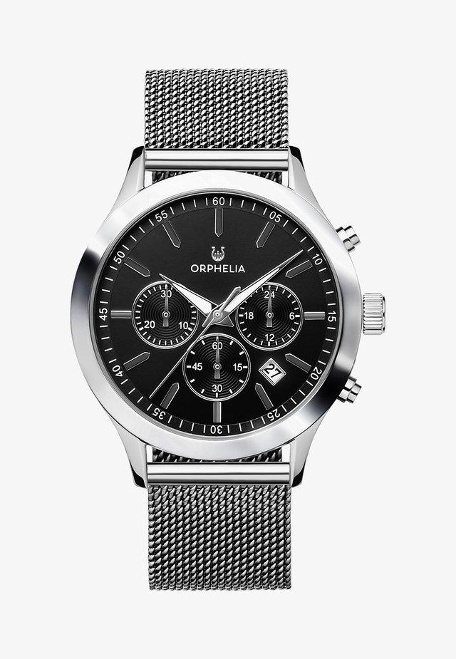 HARMONY - Chronograph watch - silver-coloured