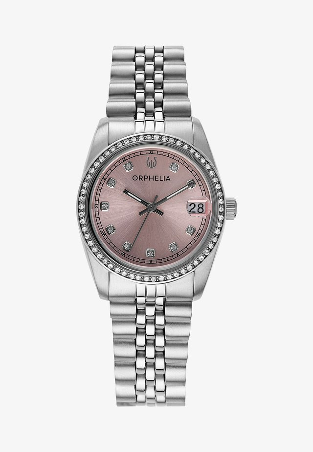 DYNASTY - Watch - silver-coloured