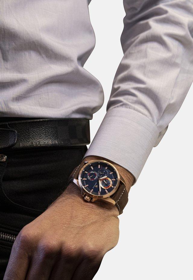 EDDINGTON - Watch - brown