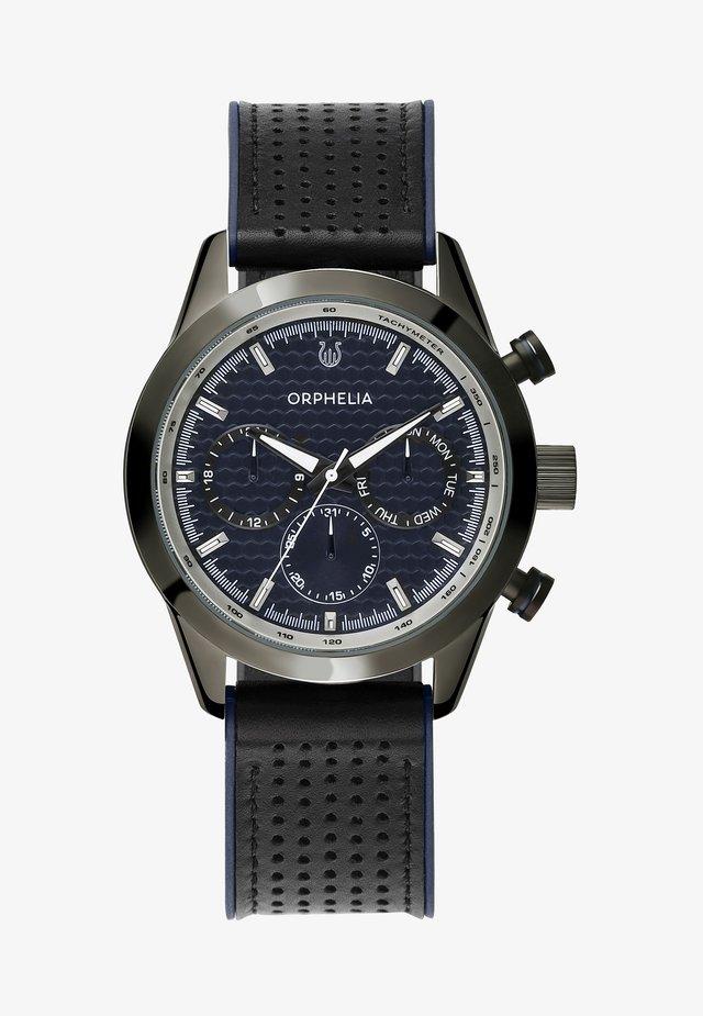 SANDBLAST - Chronograph watch - blue