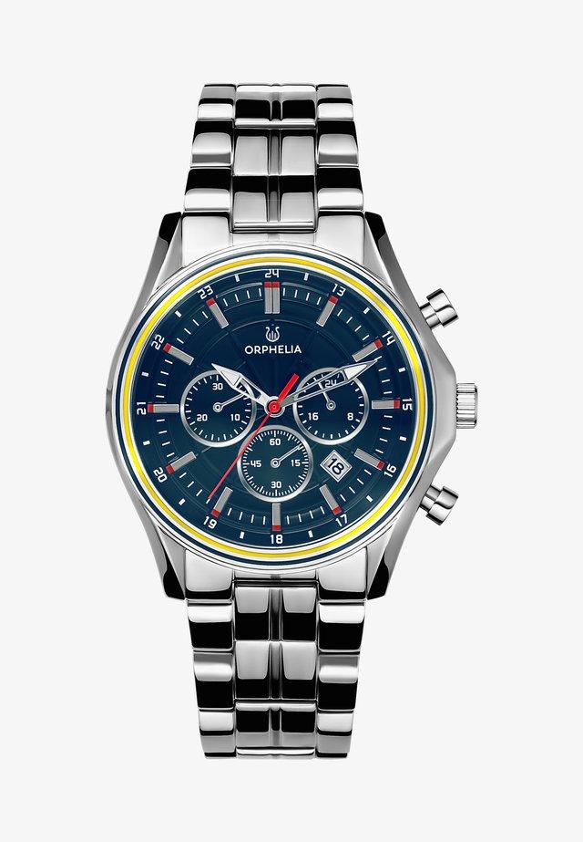 OBLIVION - Chronograph watch - silver-coloured