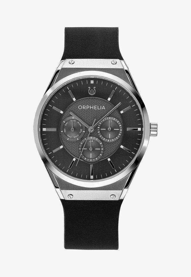 SAFFIANO - Chronograph watch - black