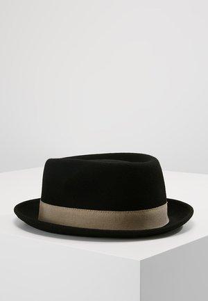 FIRENZE - Hat - black/beige