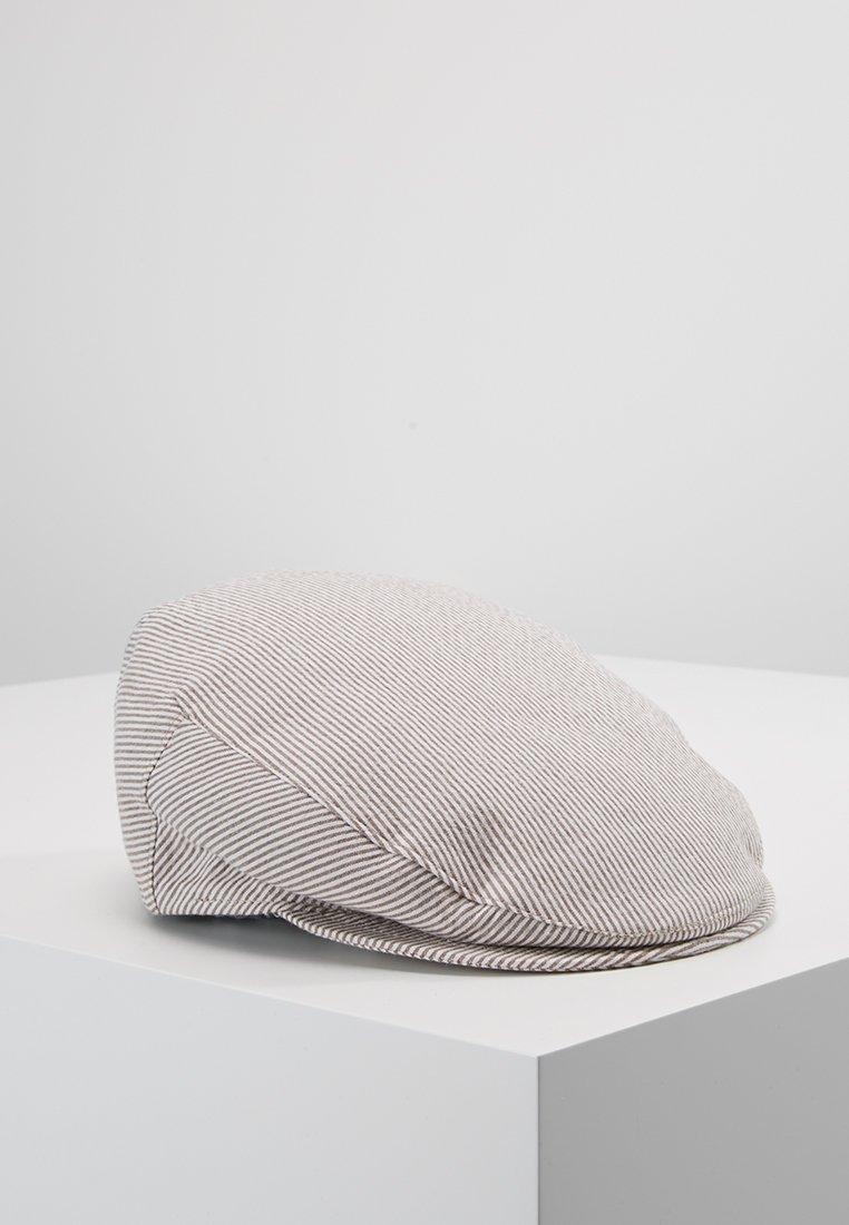 Menil - LUIGI STRIPE - Hat - sand