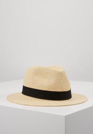 POMPEI PANAMA - Hat - nature/black
