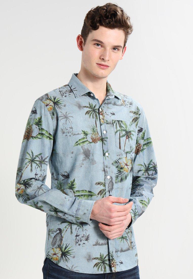 Shine Original - TROPIC - Shirt - blue