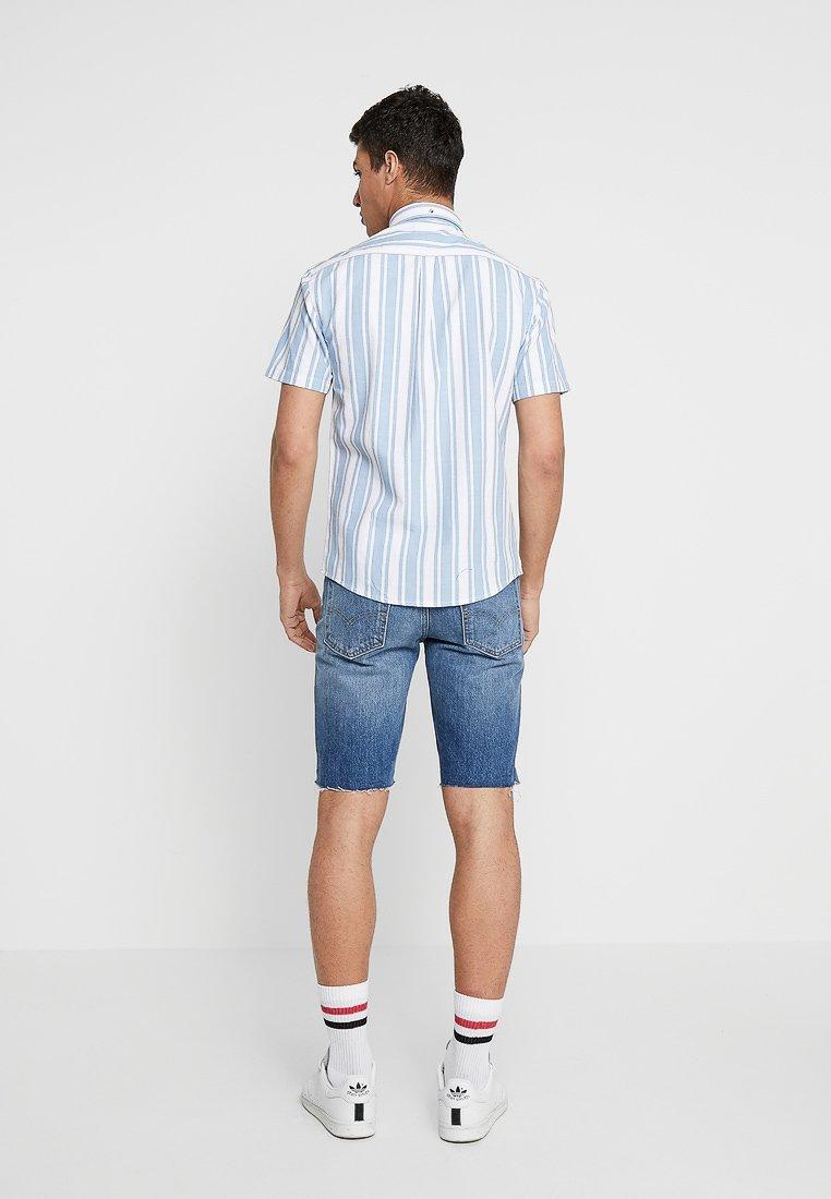 Shine Original - STRIPE - Shirt - denim blue