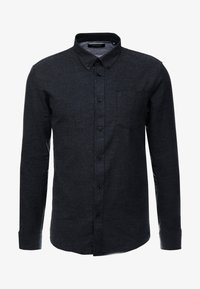 Shine Original - TWILL SHIRT  - Camicia - black - 4