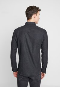 Shine Original - TWILL SHIRT  - Camicia - black - 2