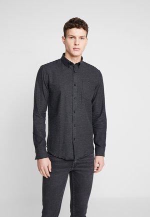 TWILL SHIRT  - Košile - black