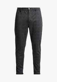 Shine Original - CHECKED PANTS - Chinot - black - 4