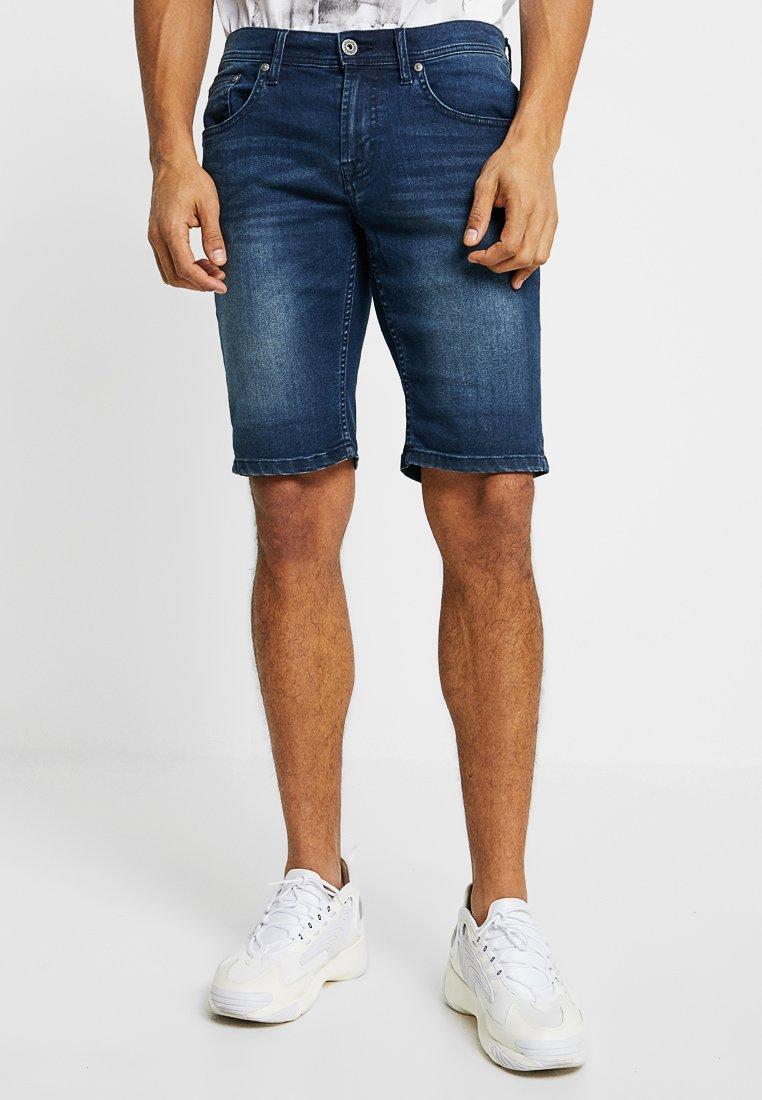 Shine Original - Denim shorts - blue skin