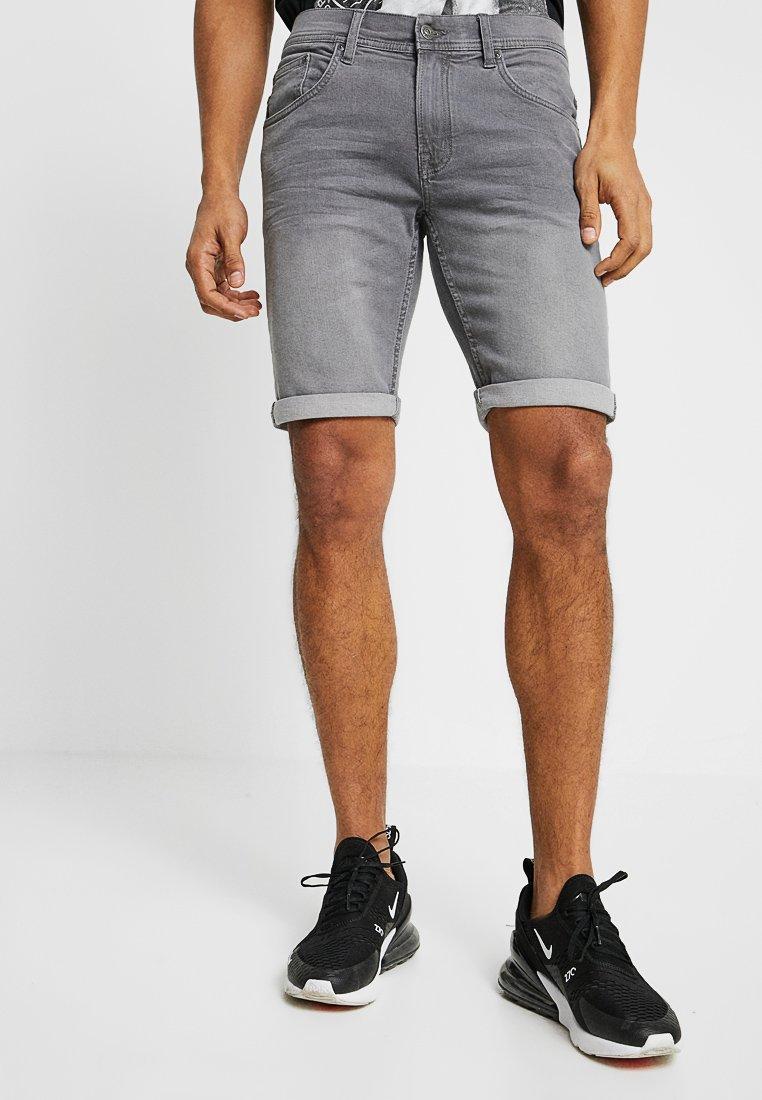 Shine Original - Denim shorts - cement grey