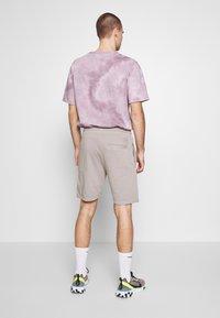 Shine Original - GARMENT DYED - Teplákové kalhoty - light grey - 2