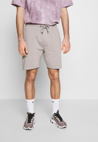 Shine Original - GARMENT DYED - Teplákové kalhoty - light grey - 0