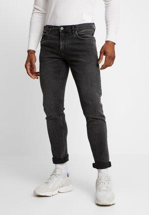 Jean slim - black stonewash