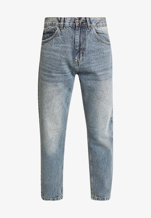 Jeans a sigaretta - rigid blue
