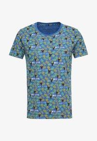 Shine Original - T-shirt print - blue - 3