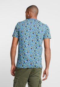 Shine Original - T-shirt print - blue - 2