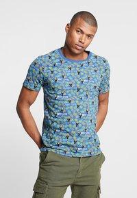 Shine Original - T-shirt print - blue - 0