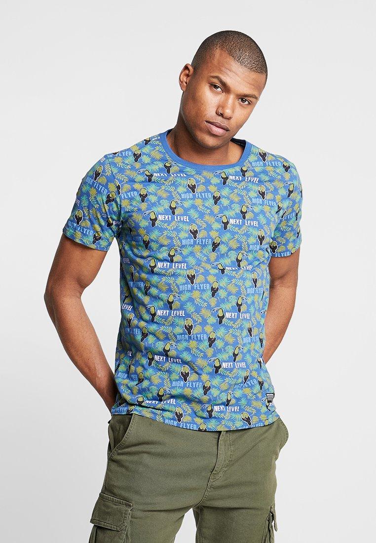 Shine Original - T-shirt print - blue