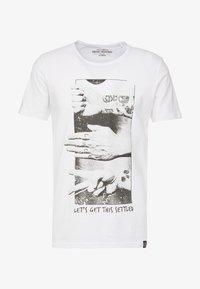 Shine Original - HUMOUR TEE - T-Shirt print - white - 3
