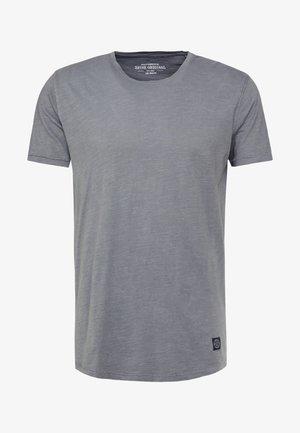 SLUB TEE - T-shirt basic - grey