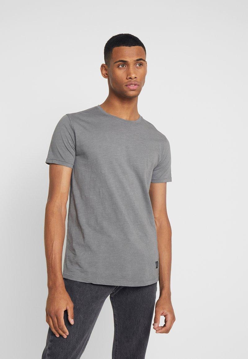 Shine Original - SLUB TEE - T-Shirt basic - grey