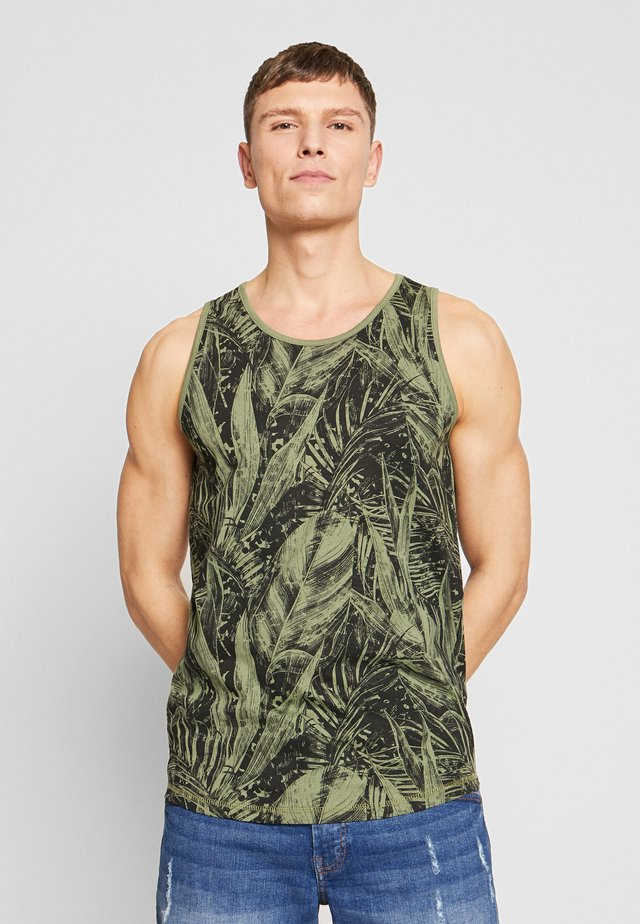 TANK - Top - army