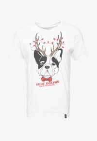 Shine Original - CHRISTMAS - T-Shirt print - white - 3