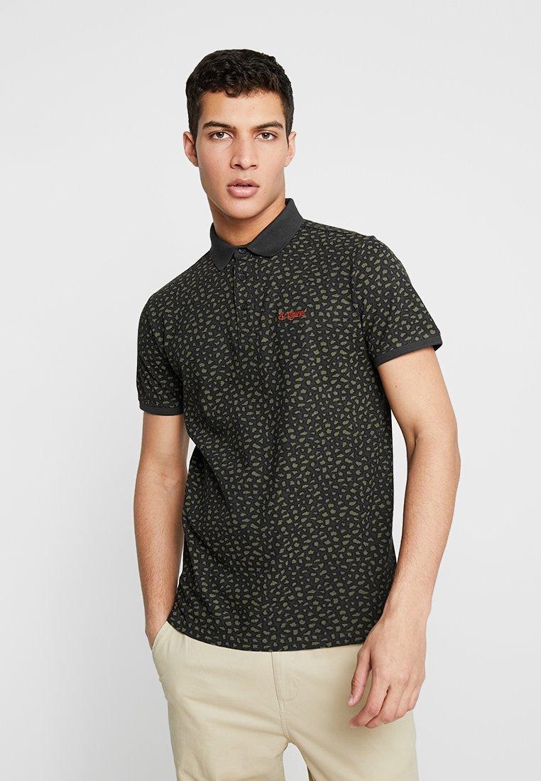 Shine Original - TIGER  - Poloshirt - dust black