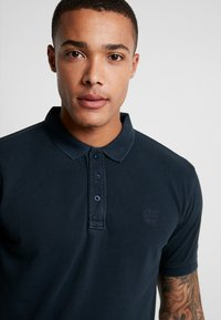 Shine Original - DYED AND WASHED OUT  - Poloshirts - navy - 3