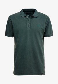 Shine Original - DYED AND WASHED OUT  - Poloskjorter - dark green - 4