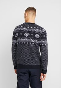 Shine Original - CHRISTMAS - Neule - navy - 2