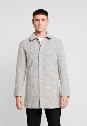 LOOK COAT - Short coat - grey melange