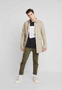 Shine Original - COAT - Classic coat - sand - 1