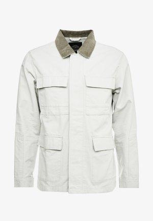 WORKER JACKET - Lehká bunda - grey