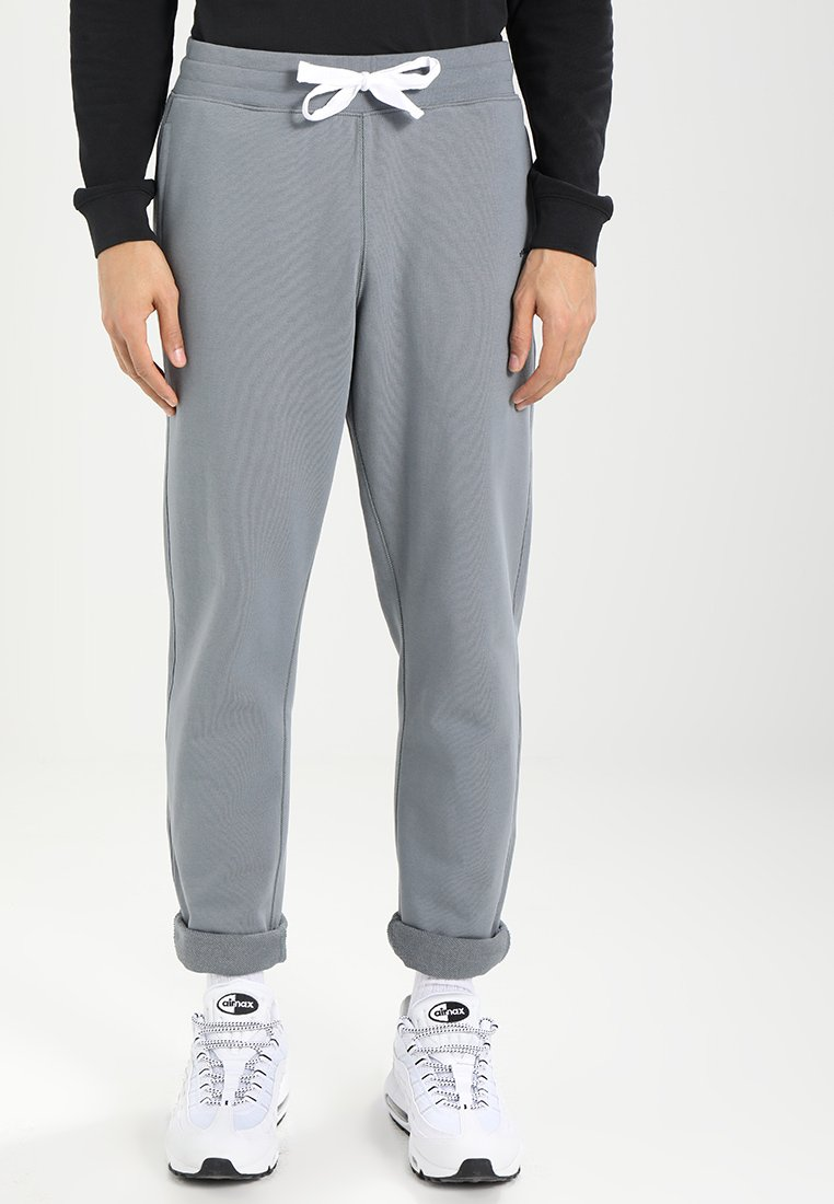 Orsman - GUIDE TRACK PANTS - Pantalones deportivos - grey marl