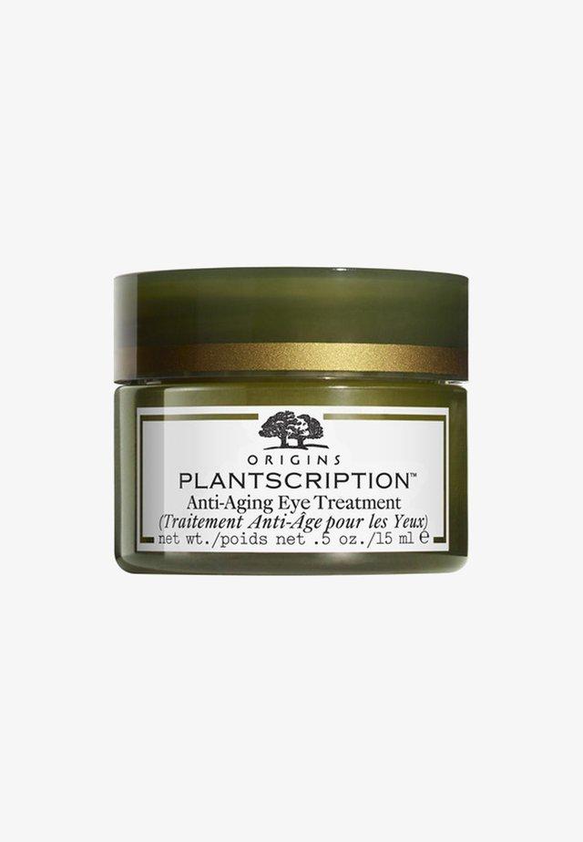 PLANTSCRIPTION ANTI-AGING EYE TREATMENT 15ML - Eyecare - -